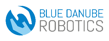 Winners of the SYNERGY Rent-A-Robot Pilot Action, © Image: Blue Danube Robotics Logo