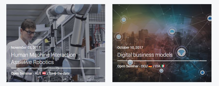 Open Innovation Seminars