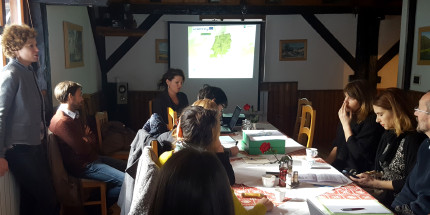 1st Stakeholder's meeting in Medvednica NP