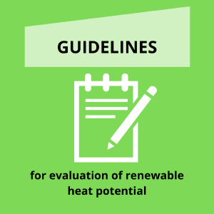 2. Guidelines for renewable heat potential