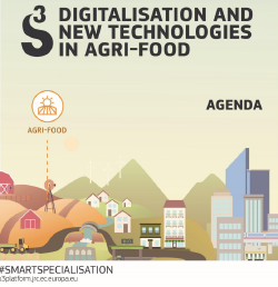 Digitalisation and New Technologies in Agri-food