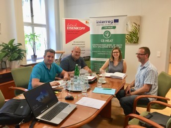Integration of CE-HEAT into the  climate and energy strategy of the federal state of Burgenland