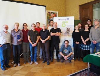 3Lynx steering committee photo Linz 2018