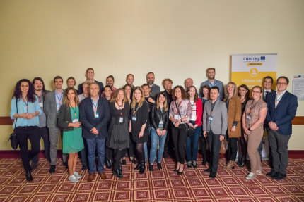 URBAN INNO partnership at the Final Conference