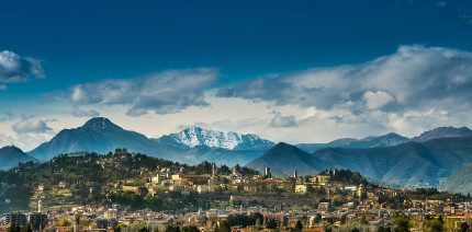 bergamo mountains